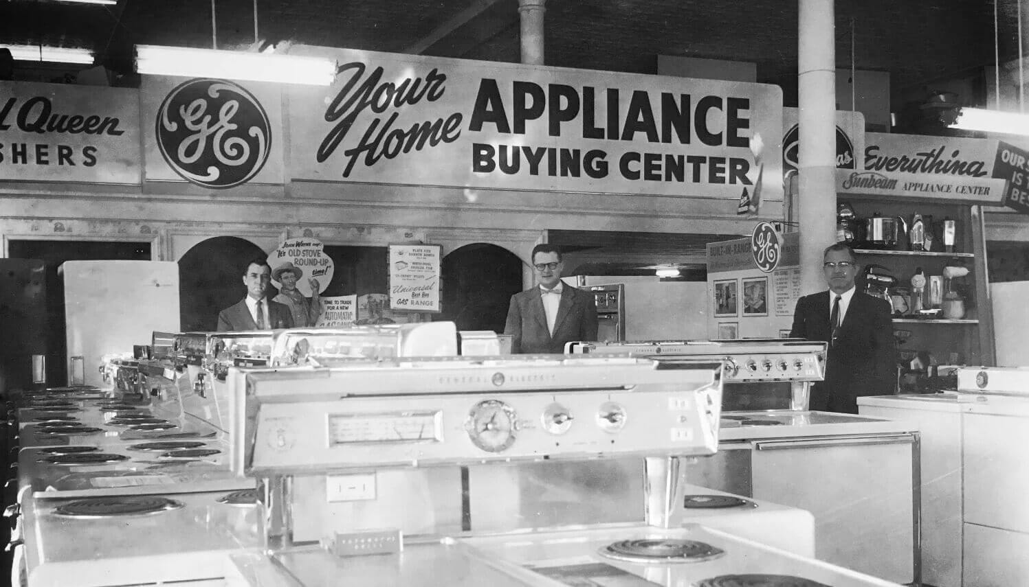 History of Guler's Appliance